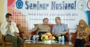 Seminar Nasional Keamanan pangan